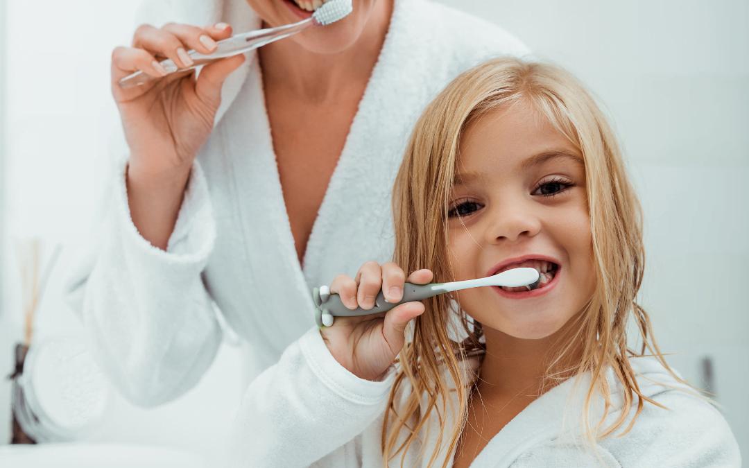 good oral health habits